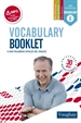 Portada del libro Vocabulary Booklet