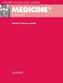 Books Frontpage Medicine 2. Teacher's Book