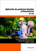 Portada del libro UF1506 - Aplicación de productos biocidas y fitosanitarios