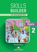 Portada del libro Skills Builder For Young Learners Flyers 2 Student's Book
