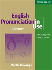 Books Frontpage English Pronunciation in Use Advanced Book with Answers and  5 Audio CDs