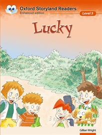 Portada del libro Oxford Storyland Readers 5. Lucky
