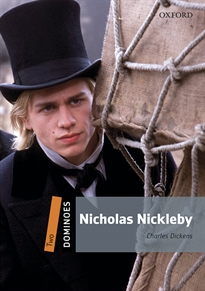 Books Frontpage Dominoes 2. Nicholas Nickleby MP3 Pack