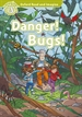 Portada del libro Oxford Read and Imagine 3. Danger! Bugs! MP3 Pack