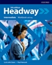 Portada del libro New Headway 5th Edition Intermediate. Workbook without key