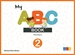 Portada del libro My ABC Book 2 Phonics