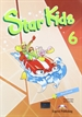 Portada del libro Star Kids 6 Workbook