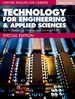 Portada del libro Technology for Engineering and Applied Sciences. Student's Book