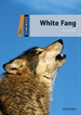 Portada del libro Dominoes 2. White Fang MP3 Pack