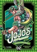 Portada del libro Jojo's Bizarre Adventure Parte 1: Battle Tendency 2