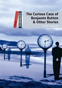 Portada del libro Dominoes 3. The Curious Case of Benjamin Button & Other Stories MP3 Pack