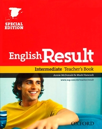 Books Frontpage English Result Intermediate. Teacher's Book Ed 10