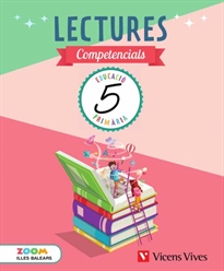 Books Frontpage Lectures Competencials 5 Balears (Zoom)