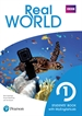 Portada del libro Real World 1 Students' Book with MyLab