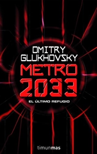 Books Frontpage Metro 2033