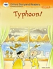 Portada del libro Oxford Storyland Readers 10. Typhoon!