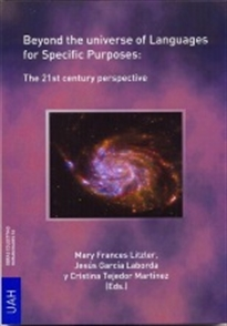 Books Frontpage Beyond the universe of languages for Specific Purposes: The 21st century perspective