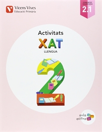 Books Frontpage Xat 2 (2.1-2.2-2.3) Valencia Act (Aula Activa)