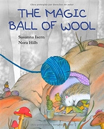 Portada del libro The Magic Ball of Wool