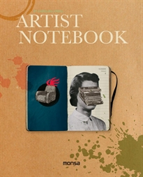 Books Frontpage Artist Notebook