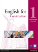 Front pageEnglish for Construction Level 1 Coursebook and CD-ROM Pack