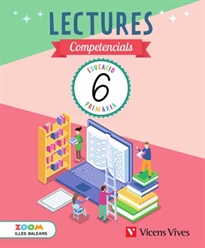 Books Frontpage Lectures Competencials 6 Balears (Zoom)