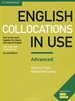 Front pageEnglish Collocations in Use Advanced Book with Answers 2nd Edition